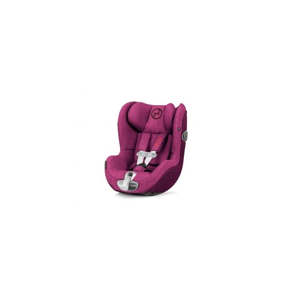 Cybex Cadeira Auto Sirona I-size Plus Com Sensorsafe Sem Base Passion Pink