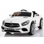 Carro Mercedes SL65 Full Equipe White