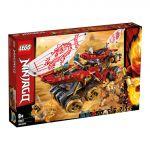 LEGO Ninjago - Carro de Assalto Ninja - 70677