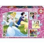 Puzzle Progressivo Das Princesas Disney - 17166 - 35918