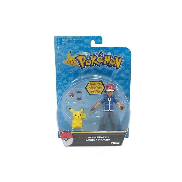 Figura Bewear Pokemon C/ Mecanismo - 58180