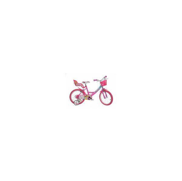 Bicicleta Princesas Disney 14 Polegadas 2017