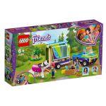 LEGO Friends - O Trailer para Cavalos da Mia - 41371