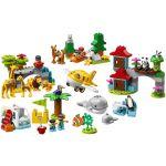 LEGO DUPLO - Animais no Mundo - 10907