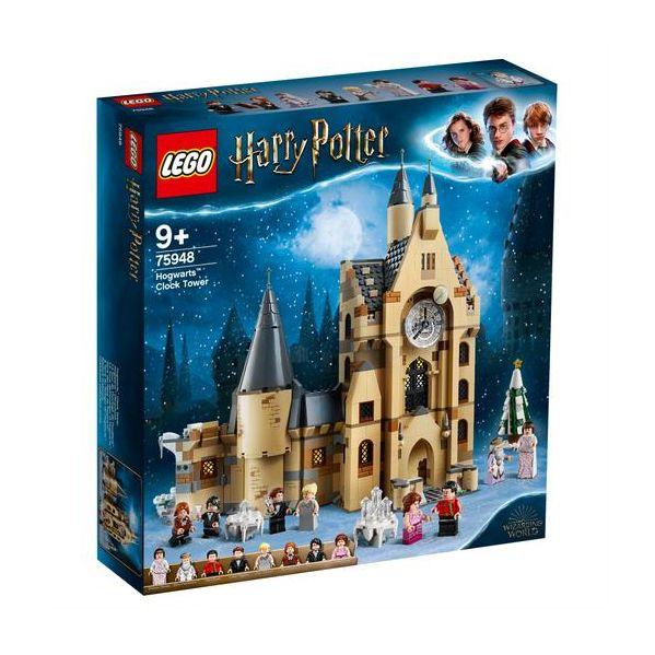 LEGO Harry Potter - Torre do Relógio de Hogwarts - 75948