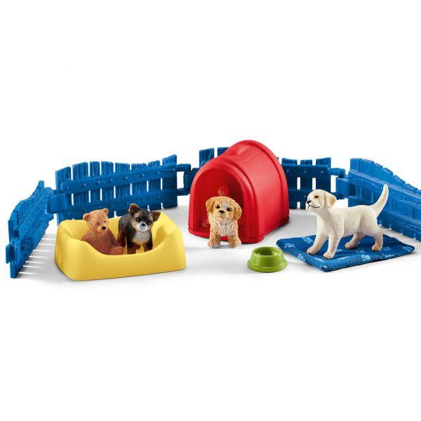 Scleich Farm World Parque de Cães - 42480