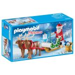 Playmobil Trenó do Pai Natal com Rena - 9496