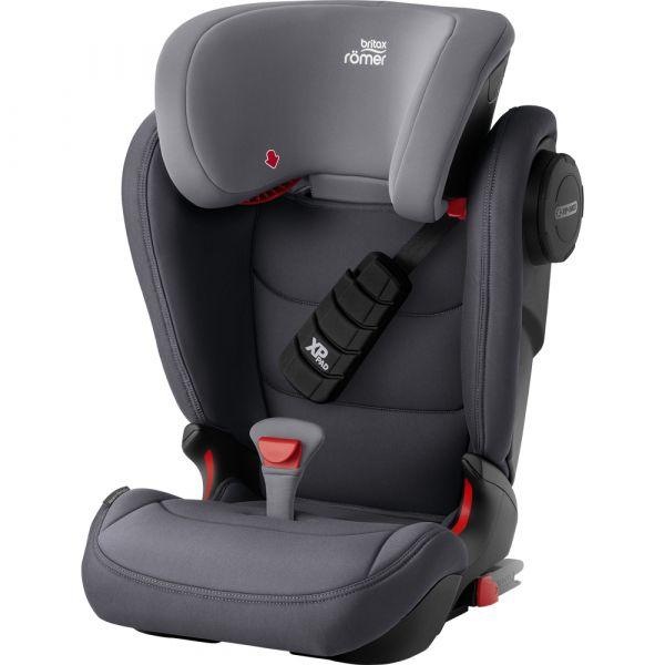 Britax Römer Cadeira Auto KidFix III S Isofix 2-3 Storm Grey