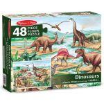 Melissa And Doug Puzzle Gigante Dinosauro 421
