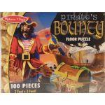 Melissa And Doug Puzzle Gigante Pirata 4402