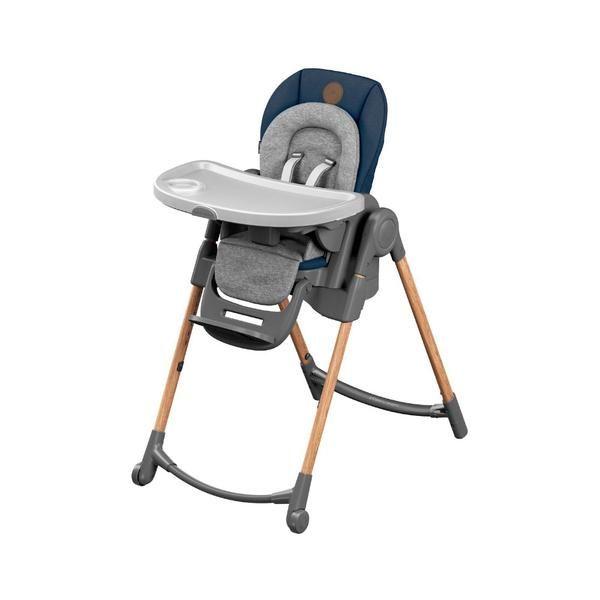 Bébé Confort Cadeira Papa Minla Essential Blue