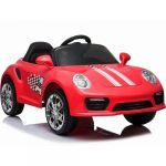 ATAA Cars Carro Elétrico Booster 6v Red