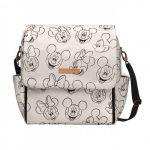 Petunia Pickle Bottom Mochila Boxy Mickey & Minnie