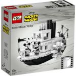 Lego Mickey Steamboat Willie - 21317