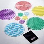 TickiT Conjunto 10 Discos Sensoriais - 54517