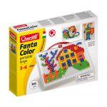 Quercetti Jogo Arte Visual Pixel 300 Pinos 5 Cores - QCT00954