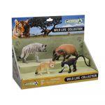 Collecta Set 4 Animais Selvagens - 89809