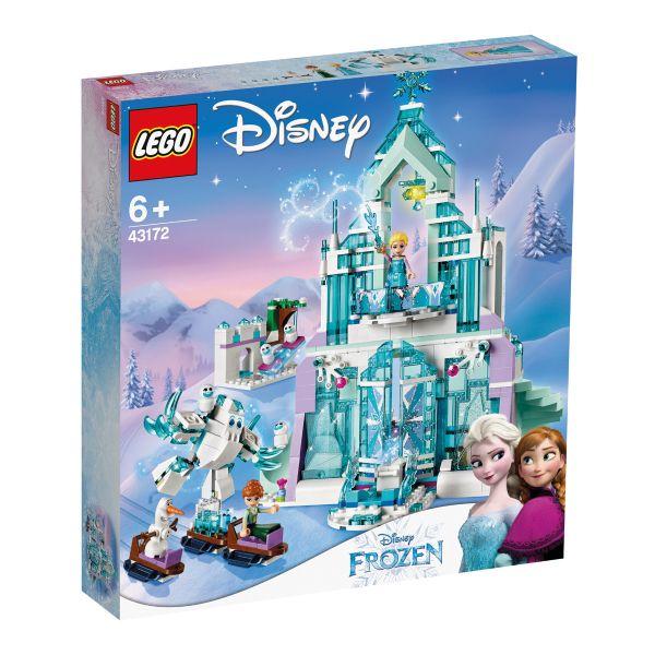 LEGO Disney Frozen O Palácio de Gelo Mágico da Elsa - 43172