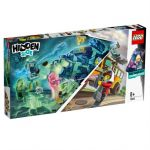 LEGO Hidden Side - Autocarro Intercetor Paranormal 3000 - 70423