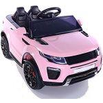 Carro Elétrico Ranger Rapid Pink