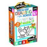Headu Step by Step Drawing School