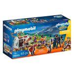 Playmobil O Filme - Charlie com Carroça da Prisão - 70073