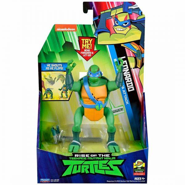 Playmates Tartarugas Ninja Figura Deluxe Leonardo 115238 1
