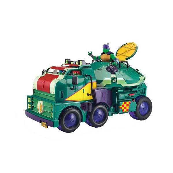 Playmates Tartarugas Ninja Camiao Turtle Tank 115269 Compara