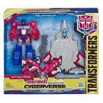 Hasbro Transformers Cyberverse Power of the Spark - Optimus Prime - E4328