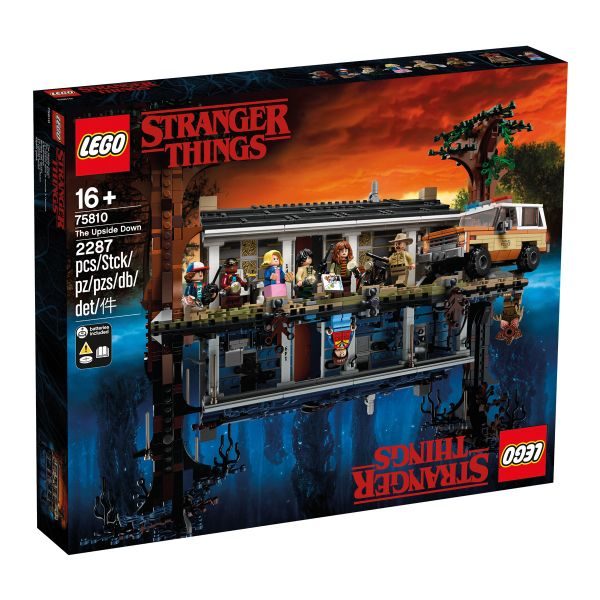 LEGO Stranger Things - The Upside Down - 75810