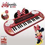 Reig Musicales Orgão Electrónico Minnie