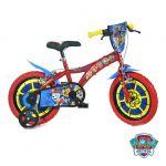 Dino Bikes Bicicleta Patrulha Pata 14 - UV614-PW