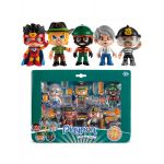 Famosa Pinypon - Action - Pack 5 figuras