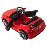Homcom Carro Eléctrico Mercedes Benz GLA para Crianças 3-8 Anos