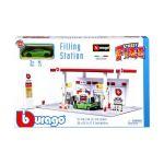 Bburago - Garagem Bomba de Gasolina - 7730404