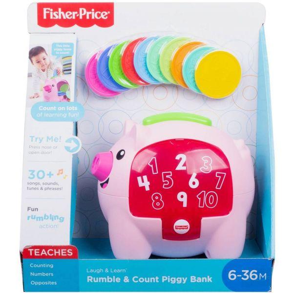 Fisher-Price Porquinho Mealheiro
