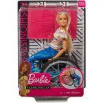 Barbie Fashionistas Cadeira de Rodas