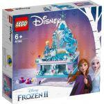 LEGO Disney - Frozen 2: A Criação de Jóias da Elsa - 41168