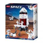 Sluban Space Rocket Base 733 Pcs - SL0738
