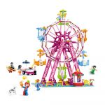 Sluban Girls Dream Roda Gigante 789 Pcs - SL0723