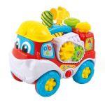 Clementoni Baby - Camião de Ferramentas - 67603