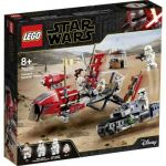 LEGO Star Wars Episode IX Rise of Skywalker - Perseguição de Speeder de Pasaana - 75250