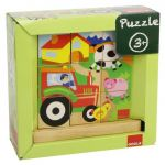 Diset Puzzle Cubos Quinta