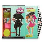 Giochi Preziosi LOL Surprise! Boneca Fashion OMG Neonlicious - GP95000LLU-NEONLICIOUS