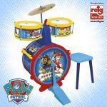 Reig Musicales Patrulha Pata - Bateria - 2511