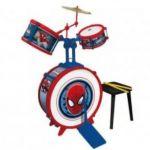Reig Musicales Spider-Man - Bateria - 555