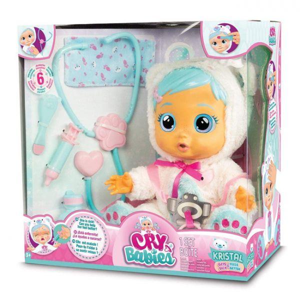 IMC Toys Cry Babies - Bebé Chorão Kristal
