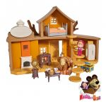 Simba Masha e o Urso - Casa Grande do Urso