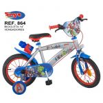 Toimsa Bicicleta Avengers Roda 14 - TM 864