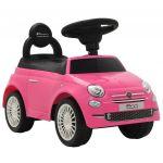 Carro De Passeio Fiat 500 Rosa